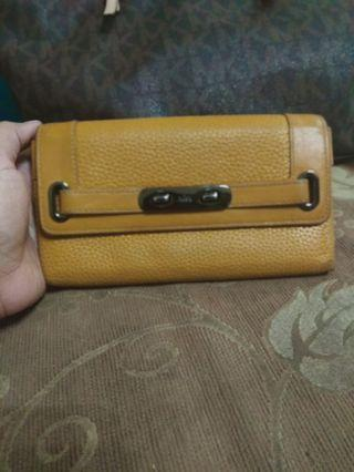 Dompet Coach preloved