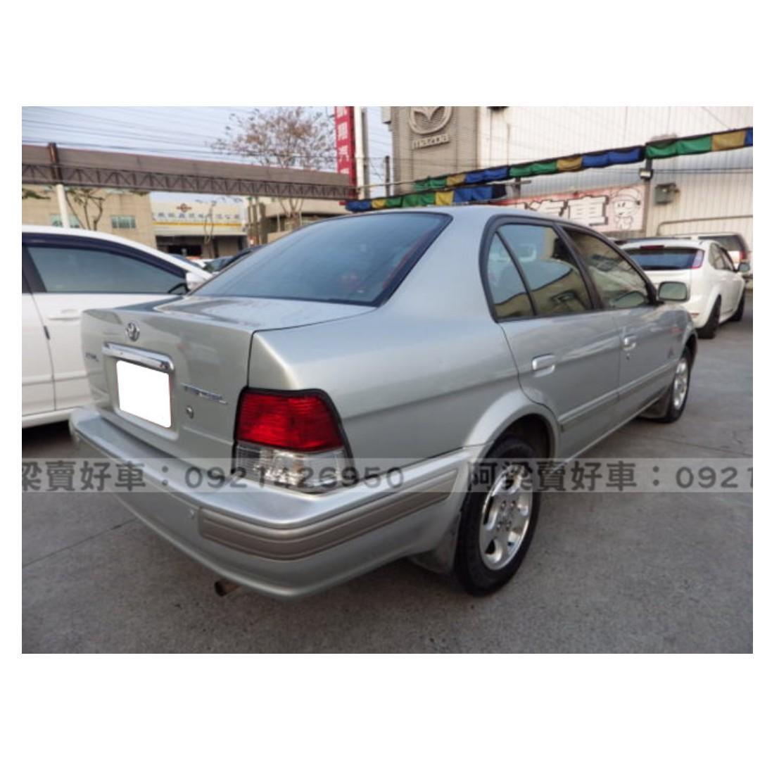 1998年 - TOYOTA - 特色兒 (代步好開.冷氣冷)