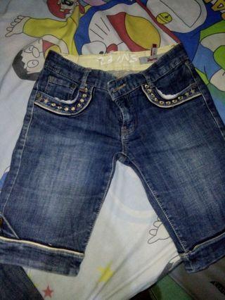 Take all, jeans impor, msh bgs semua, dujual karna gak pakai jeans lg,