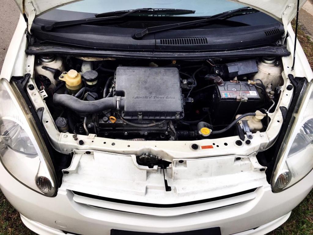 2007 Perodua MYVI 1.3 EZ (A)B/L Loan Kedai Dp 1-2k