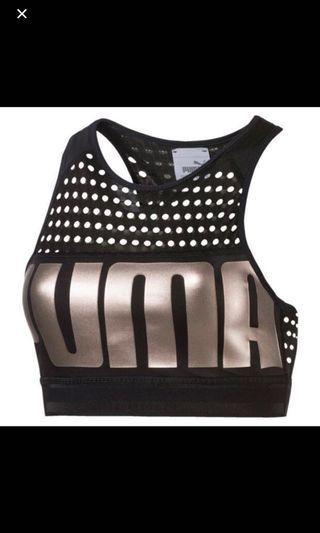 puma 正版 削肩運動內衣