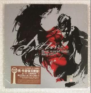 張惠妹/阿密特 - 首次世界巡迴演唱會_雙DVD_中國星外星版