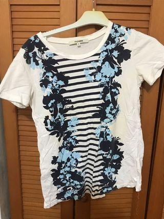夏威夷風tshirt