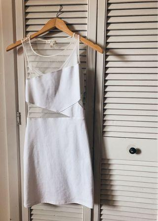 BN Small White Urban Outfitters Dress