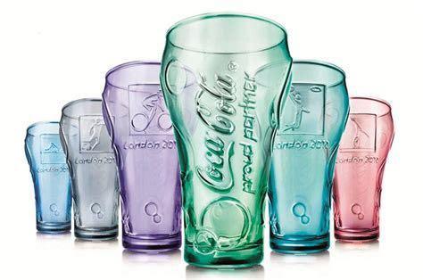2012 可口可樂玻璃杯 湖水綠、冰銀灰