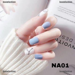 Nail Art Press On Manicure