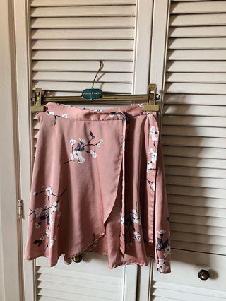 XS Pink Dynamite Skirt