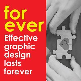 Sharing Session - Effective graphic design lasts forever
