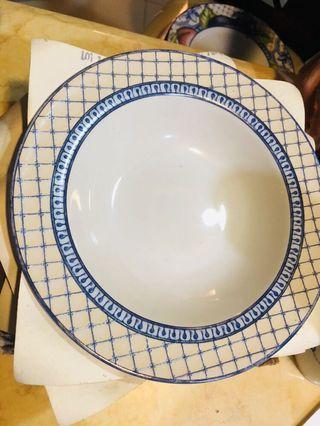 圓形陶瓷湯碗 四入