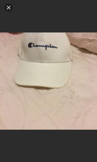 Champion正版白帽