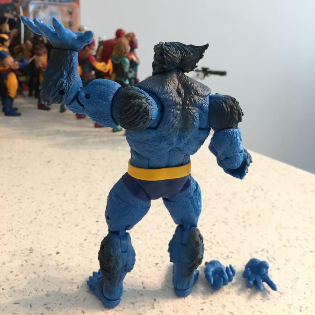 Marvel Legends Beast from X-Men Caliban wave Hasbro free shipping