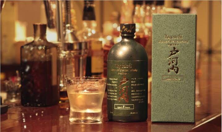 日本威士忌 戶河內Togouchi 8 years
