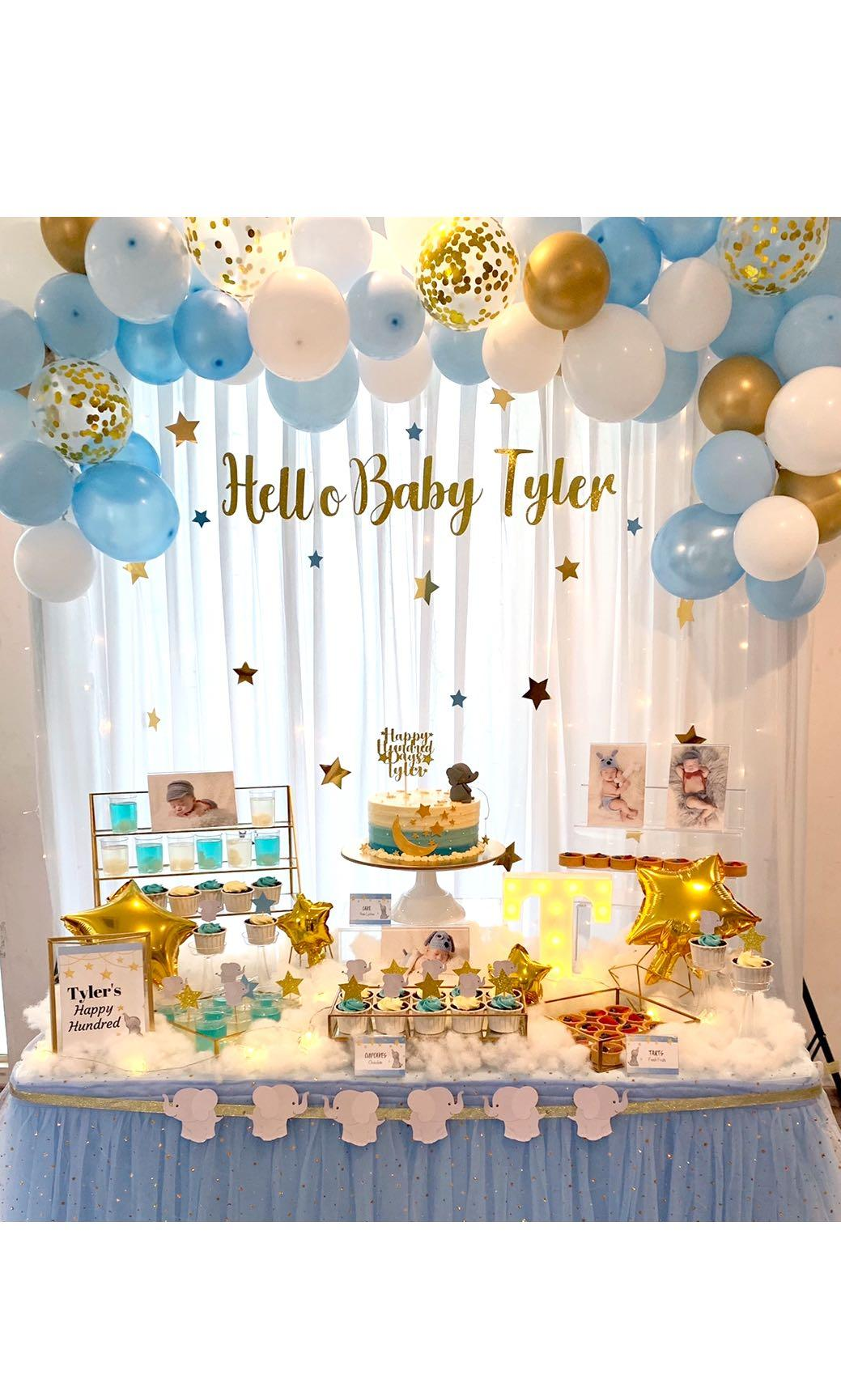 ⭐️ ALL inclusive dessert table package