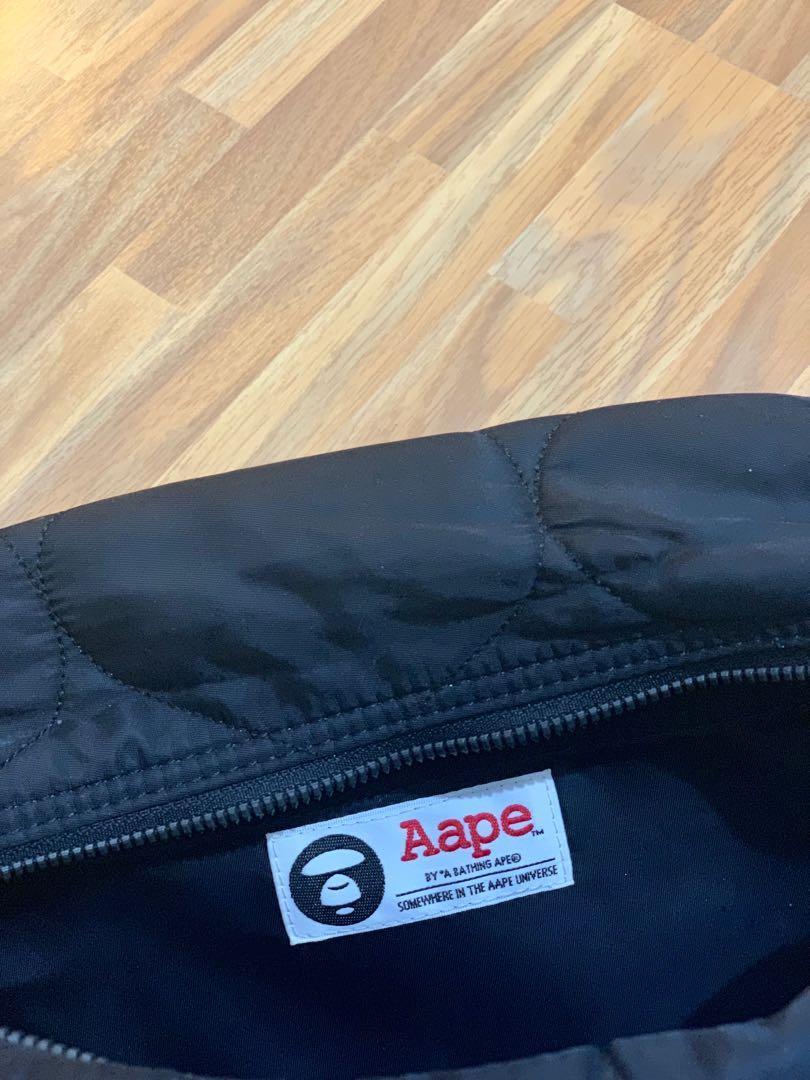 Original Aape Sling & Waist Bag