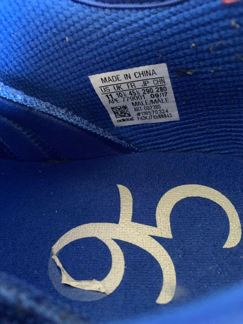Preloved Adidas EQT Cushion ADV Blue (original)