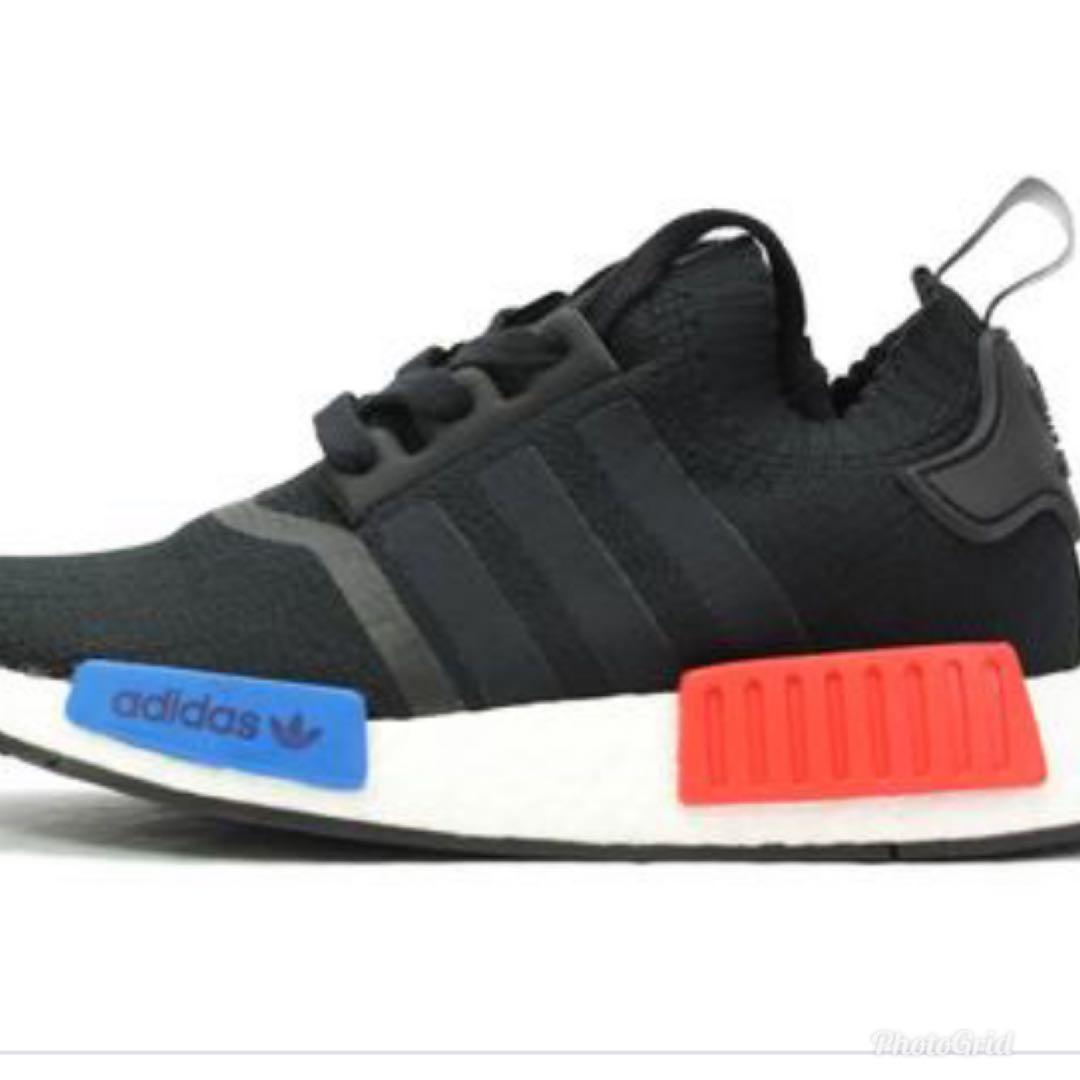 Adidas NMD Black in size 36 on Carousell