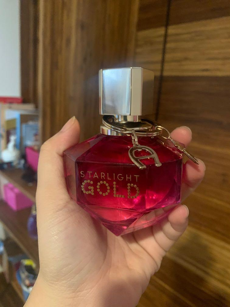 Aigner Starlight Gold Perfume (AUTHENTIC)