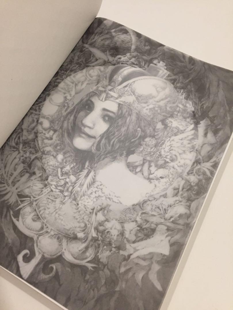 Artbook by Wanghuan 王浣