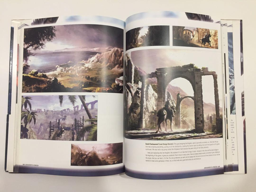 Assassin's Creed artbook