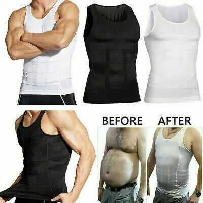 Best Men Slim Vest Compression sportswear