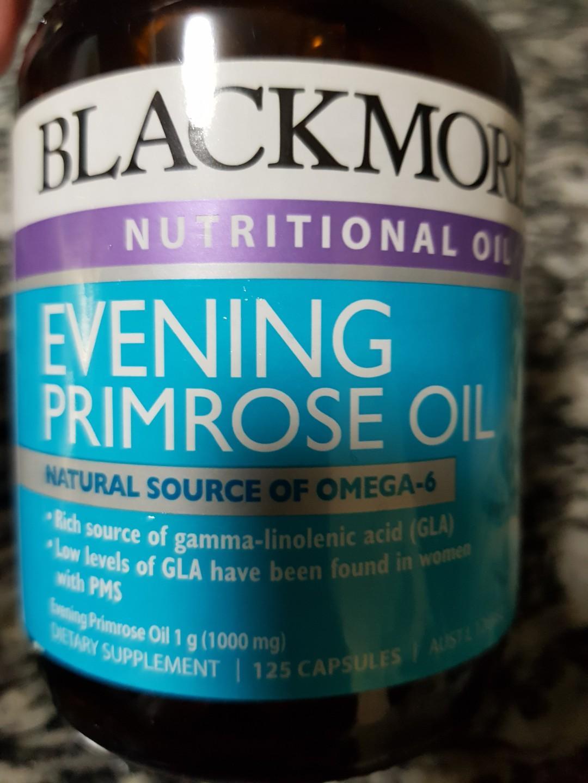 Blackmore evening primrose oil