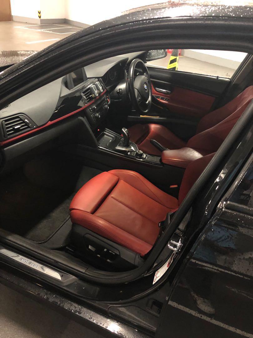BMW 328IA sport (F30) 2012