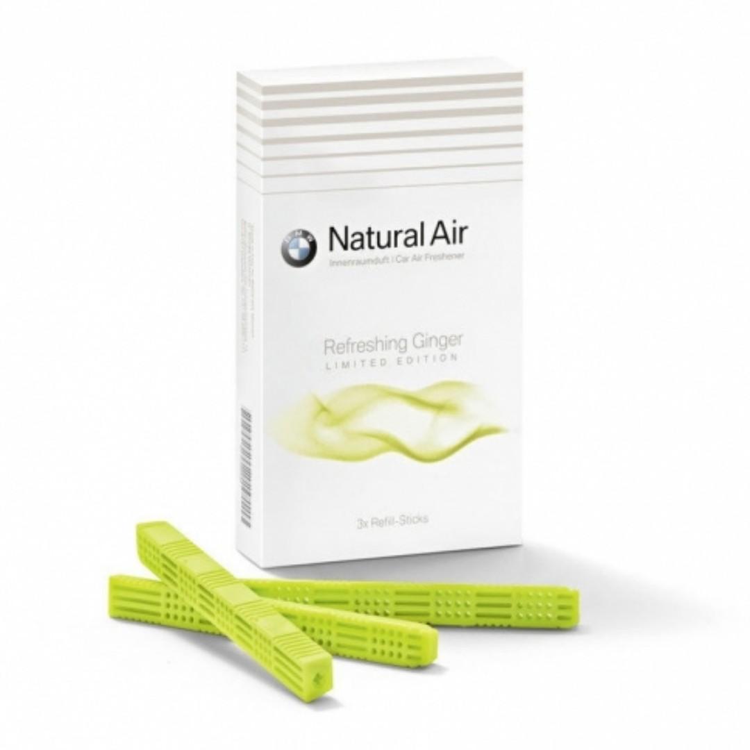 "BMW ""Refreshing Ginger"" Natural Air Refill"