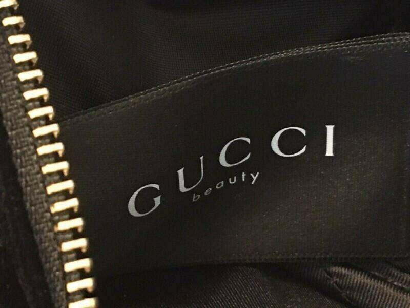 DESIGNER Cosmetic Pouches- GUCCI. BURBERRY. DIOR. New