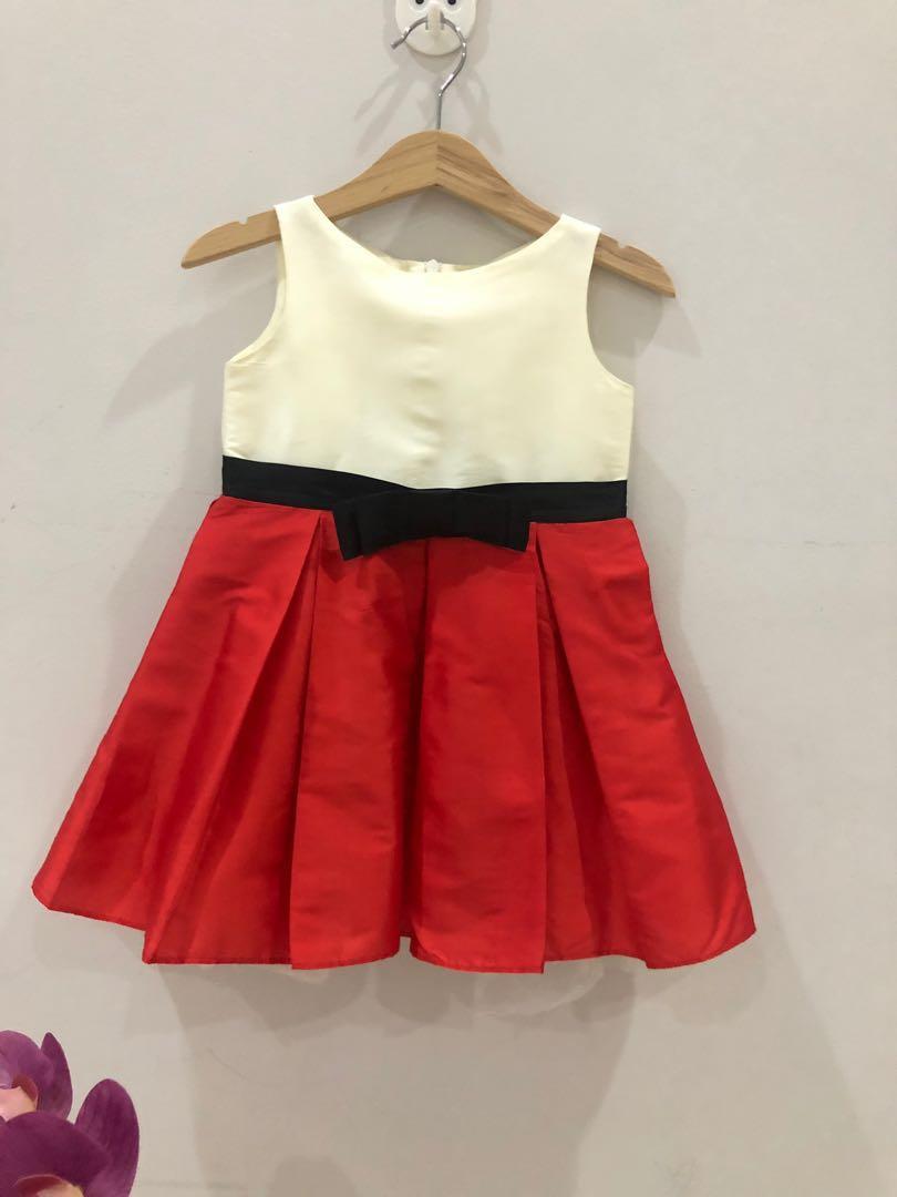 Dress Anak pesta premium