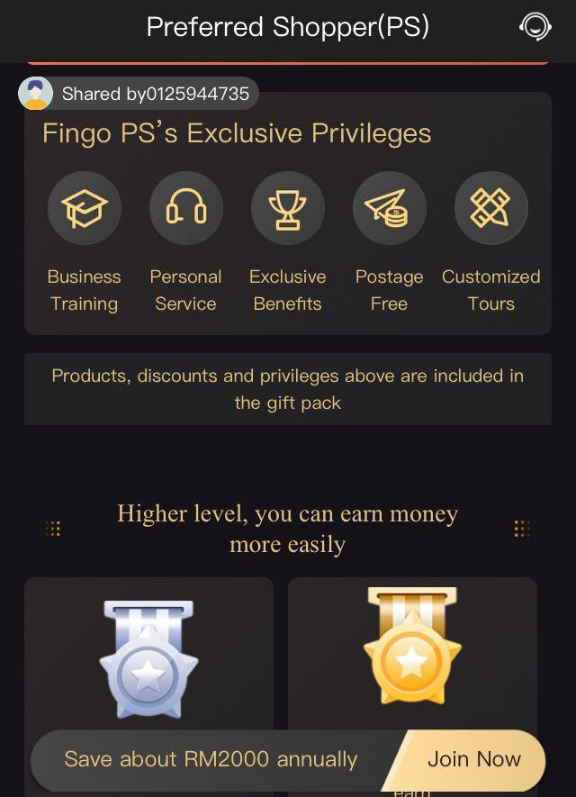EARN FROM SOCIAL ECOMMERCE FINGO - Buy to Save, Share to EARN