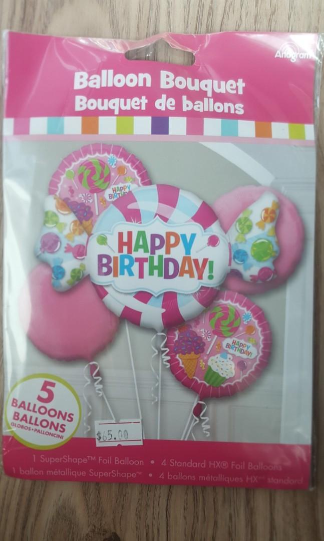 Globes balloons