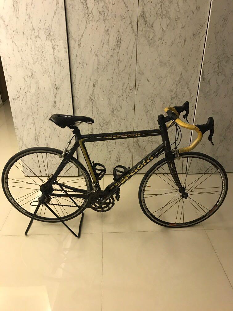 Guerciotti Ares bike  carbon fibre