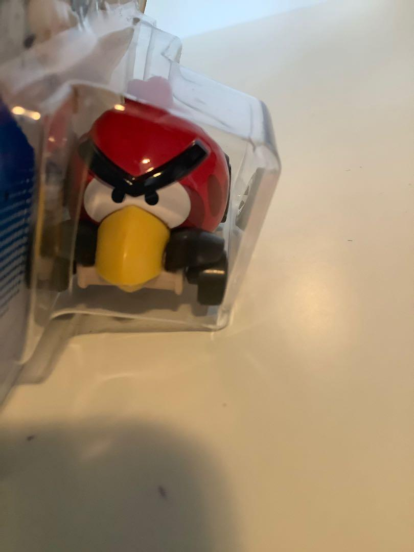 Hot wheels 2011 Angry Birds video game premiere ERROR LIMITED EDITION DIECAST CAR