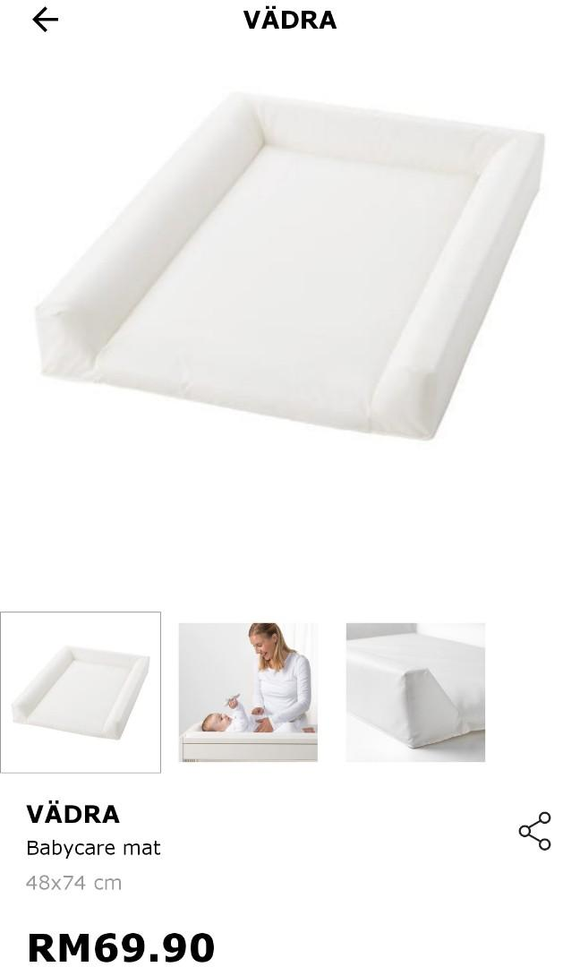 Ikea Vadra Baby Care Mat with cover