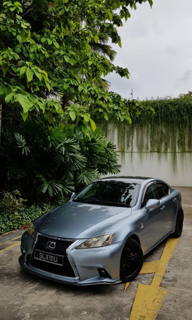 Lexus IS250 Luxury (A)