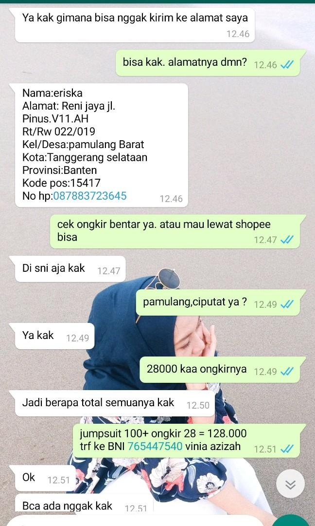 Modus Penipuan Services Others On Carousell