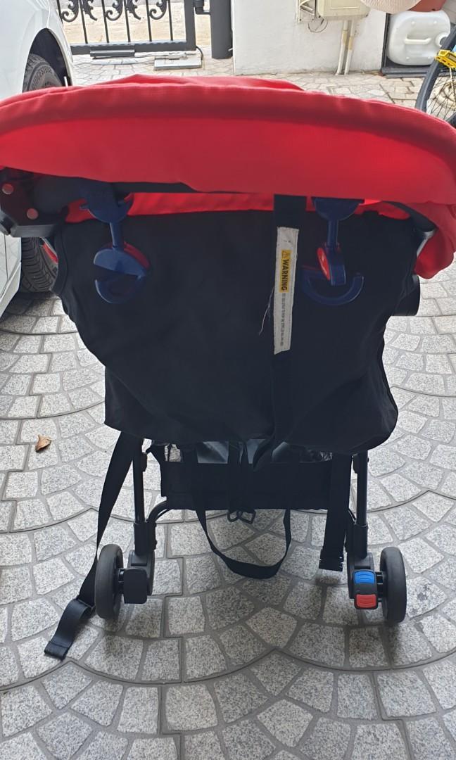 Mountain Buggy stroller