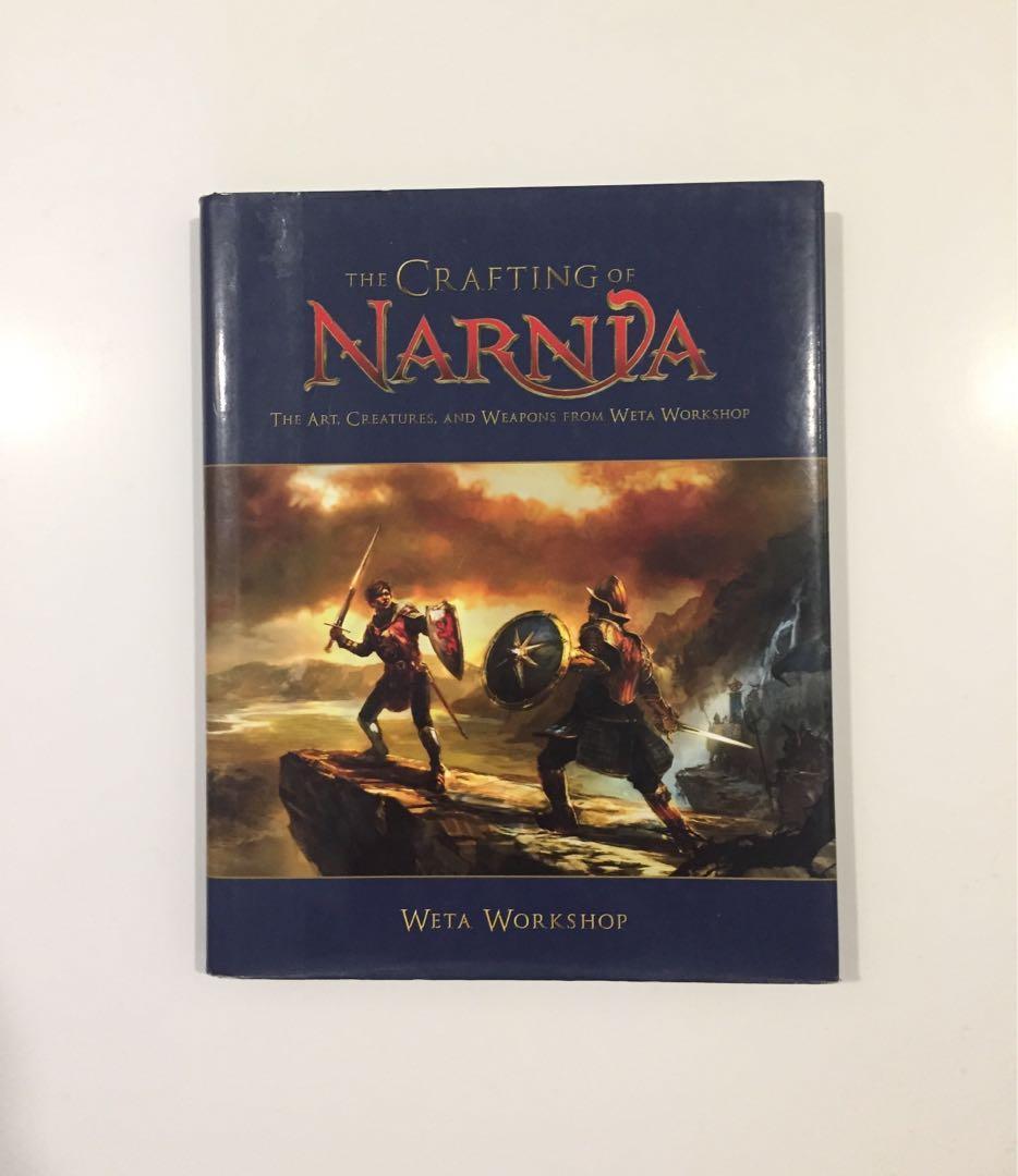 Narnia artbook