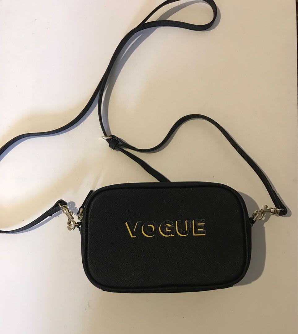 New Vogue TDE bag