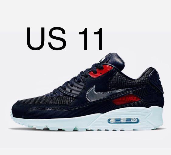 Nike Air Max 90 Premium 'Vinyl', Men's Fashion, Footwear