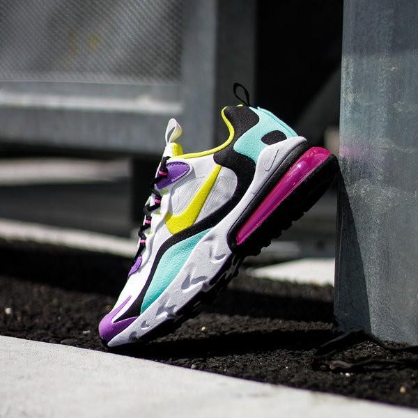 Nike Airmax 270 React Bright Violet