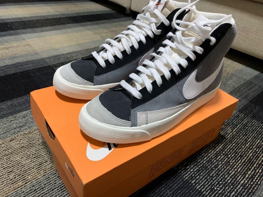 Nike Blazer Mid '77 Vintage Grey Suede