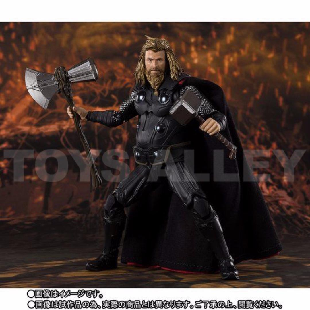 [Preorder] S.H.Figuarts SHF Avengers Endgame Thor