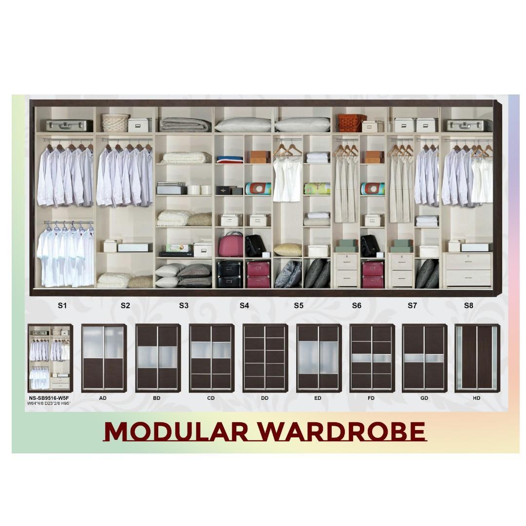 ROXY Modular Wardrobe