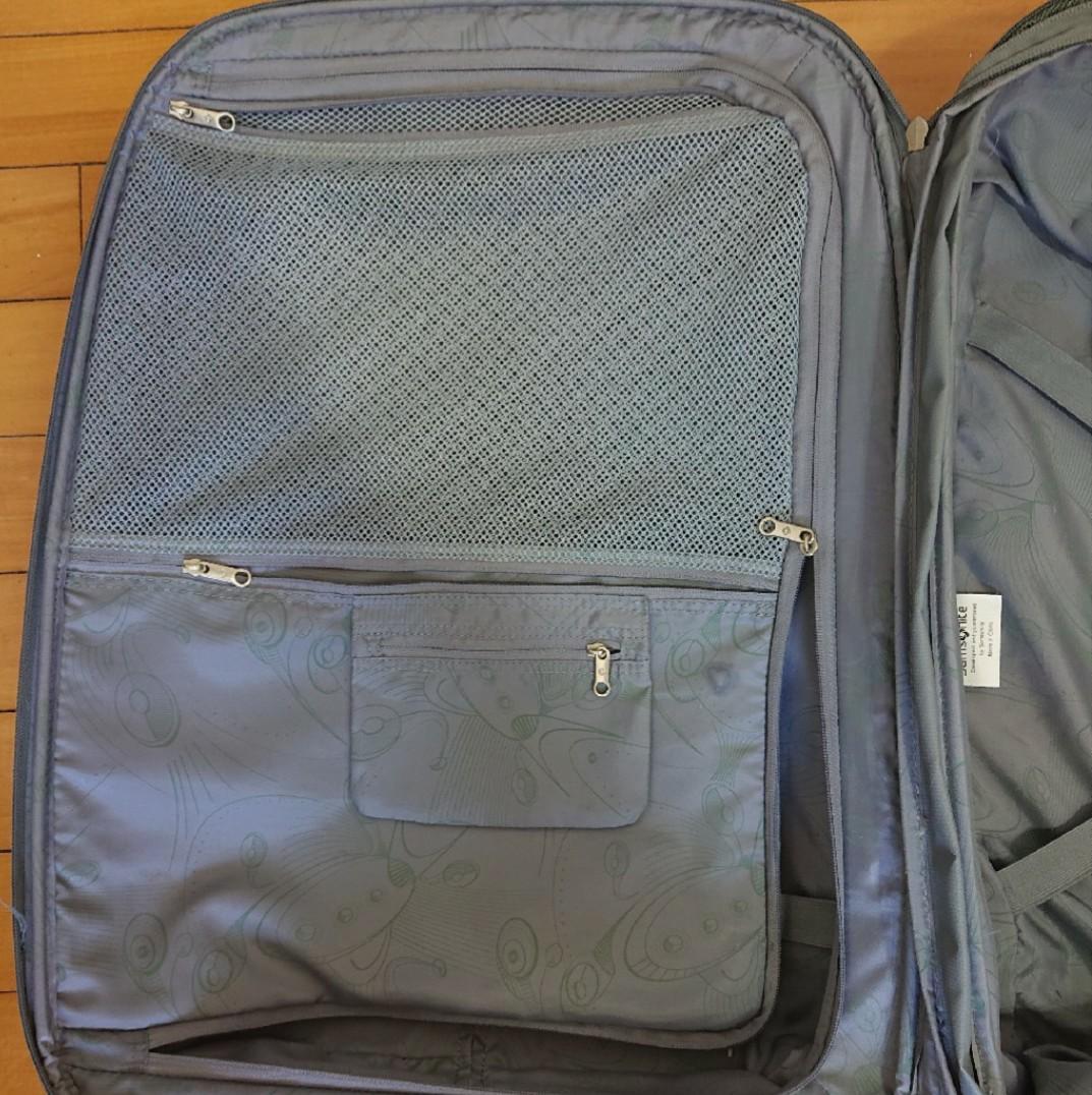 🌬Samsonite 新秀麗 橄欖綠行李箱