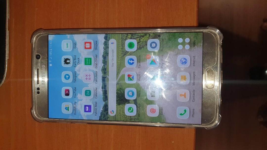 Samsung Galaxy Note 5 Excellent Condition
