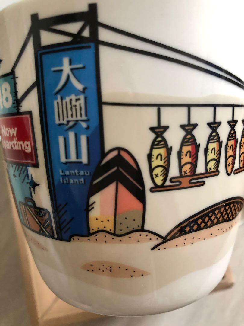 Starbucks Coffee 限量版杯 Hong Kong Limited Edition Cup Mug