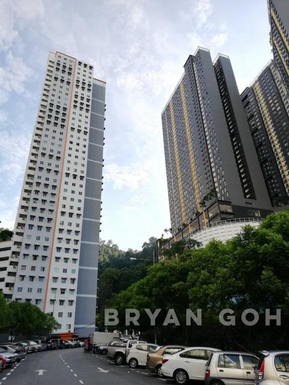 Taman Bukit Erskine Apartment Near Prima Tanjung, Straits Quay & Tesco
