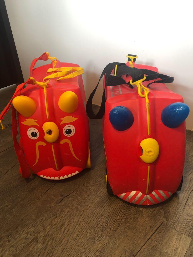 Trunki kids' luggage