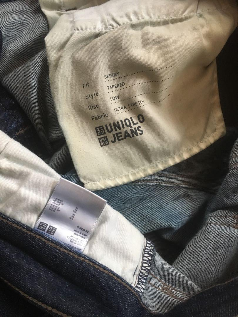 Uniqlo Stretch Denim